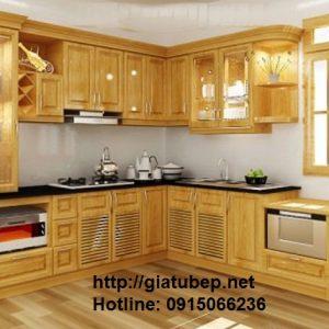 Tủ bếp mẫu tuyệt đẹp