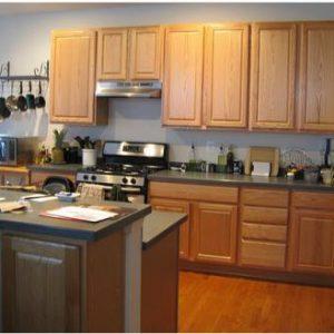 Tủ bếp gồm bao nhiêu loại
