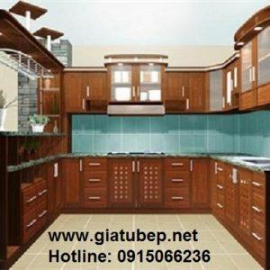 Báo giá tủ bếp- Tủ bếp gỗ công nghiệp