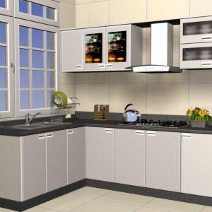 Tủ bếp Inox thế hệ mới