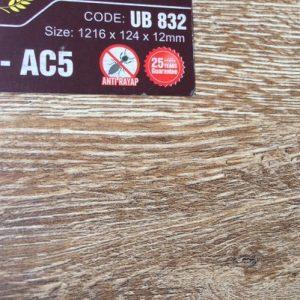 Sàn gỗ UB 832 tại Hà Nội- Sàn gỗ Malaysia