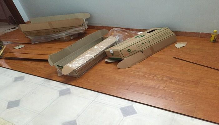 Lắp đặt sàn gỗ Thái Lan, báo giá sàn gỗ Thái lan