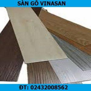 Xả kho thanh lý sàn nhựa giả gỗ cao cấp Hàn Quốc giá rẻ tại Hà Nội