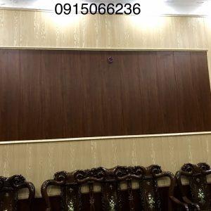 Thi công gỗ công nghiệp đúng kỹ thuật – Ốp tường gỗ