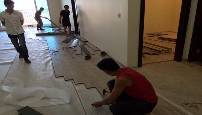 báo giá thi công lát sàn gỗ hà nội, sàn gỗ giá rẻ 100k,lát sàn gỗ giá rẻ