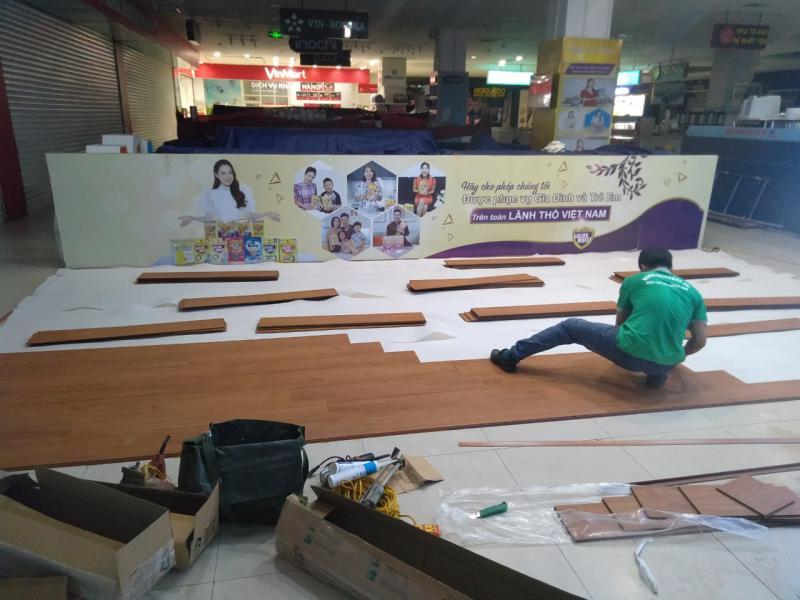 Thi công sàn gỗ tại hà nội, sàn gỗ công nghiệp chịu nước, báo giá sàn gỗ công nghiệp,