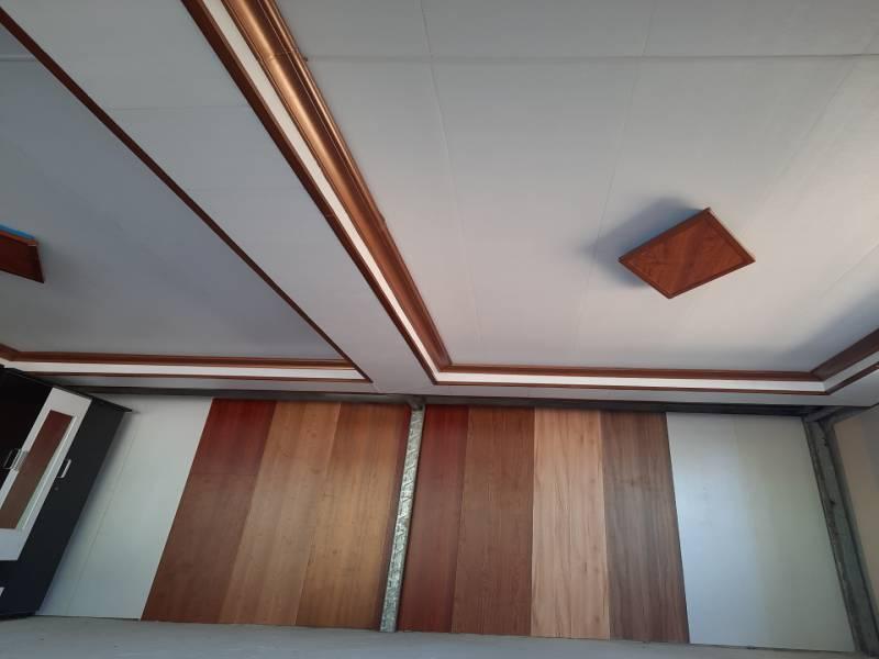 tấm nhựa ốp tường giả gỗ , mẫu ốp tường nhựa vân gỗ,
